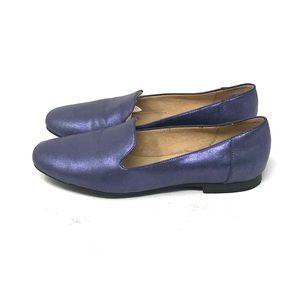 Naturalizer Metallic Loafers